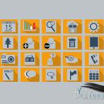 icons set samples