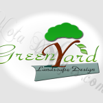 logo samples of landscape